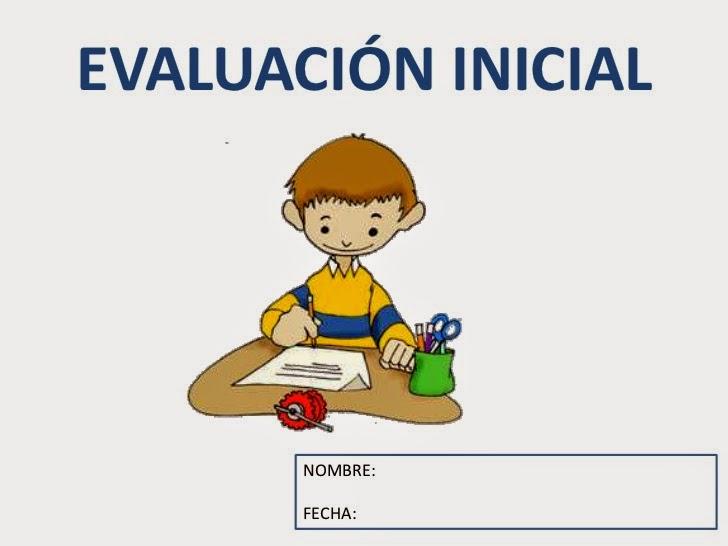 Evaluación inicial