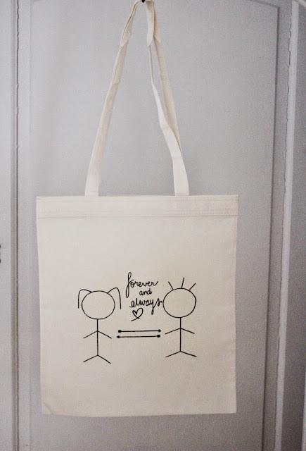 Zaprojektuj torbę,Na zawsze razem