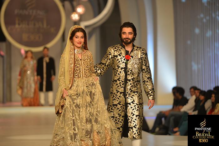Saim Ali, Pantene Bridal Couture Week 2013, Shaista Wahidi, Pakistani Models