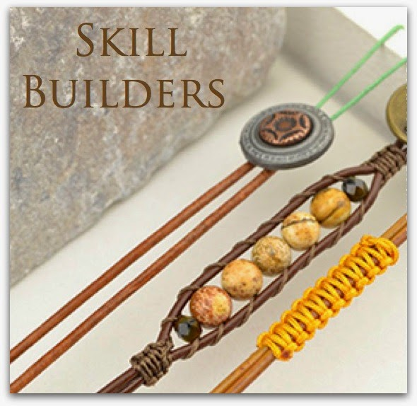 New Skill Builders Section at Beadshop.com