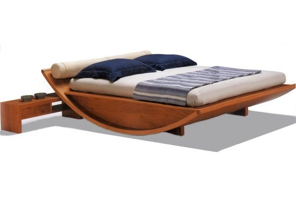 Modern Wooden Beds ~ Modern bed designs ideas an interior design
