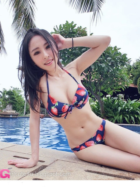5 Liu Zhixi - Sanya-Very cute asian girl - girlcute4u.blogspot.com
