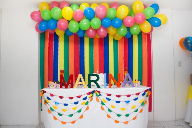 Escolhido o tema partimos para a decoração, convidados, seleção