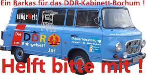 Ein Barkas für das DDR-Kabinett-Bochum !