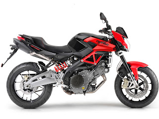 2012 Aprilia Shiver 750 Motorcycle Photos 3