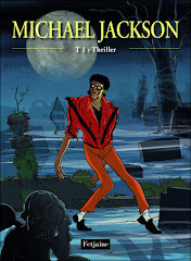 MICHAEL JACKSON EN BD (collectif)