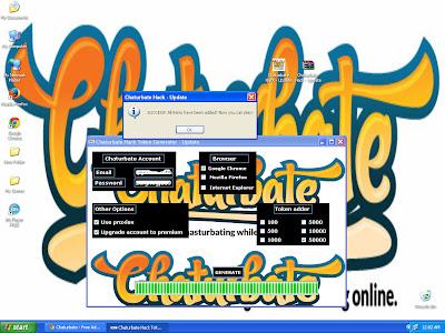 chaturbate hack token generator free