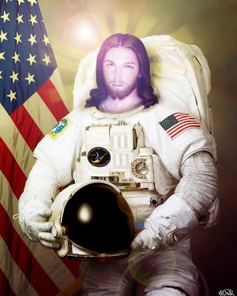 El Hombre del Espacio ha abandonado el Planeta (by Lamarimorena y Elchak)