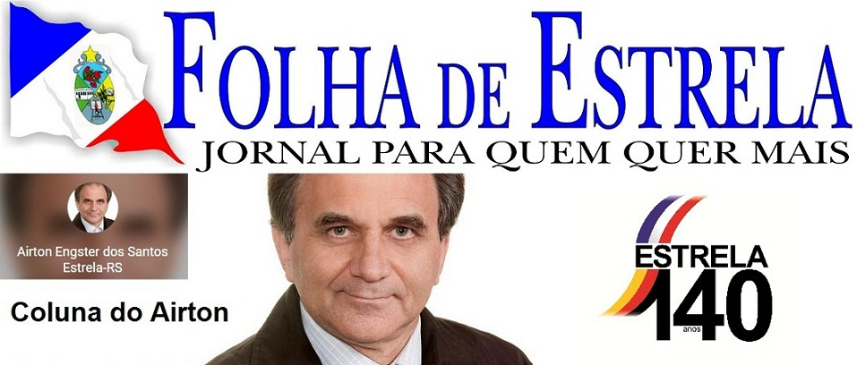 Blog do Airton - Jornal Folha de Estrela