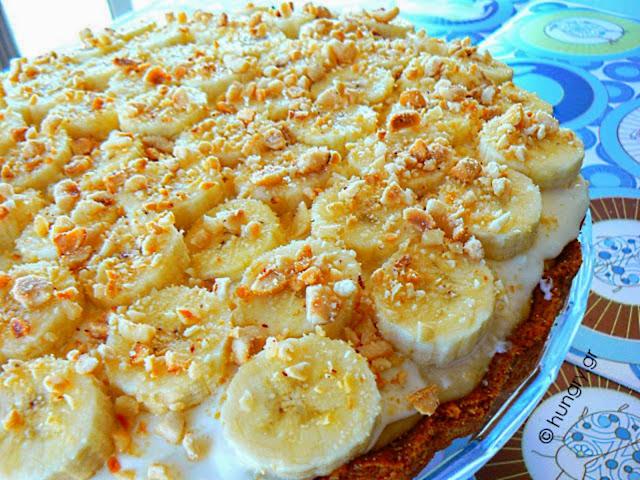 Banana Tarte