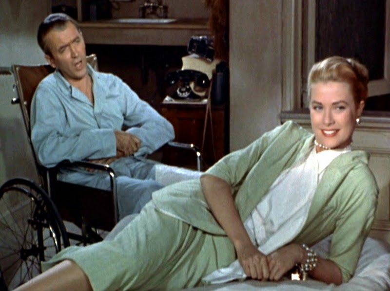 Rhonda 39 s creative life monday morning inspiration edith for Grace kelly fenetre sur cour