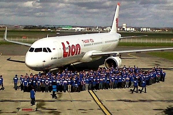 Lion Air, Airbus A320 Neo. ZonaAero