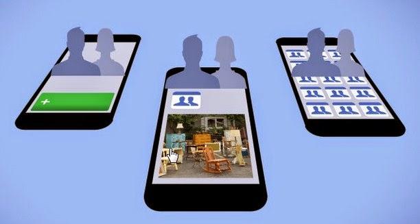 Facebook Pasang Fitur Khusus Jualan