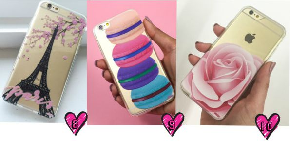 Cute & Girly iPhone 6 cases