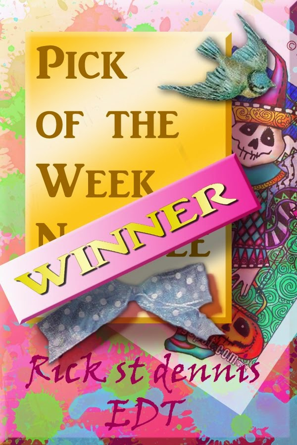 I was Pick of the Week with Standing Busy Bee