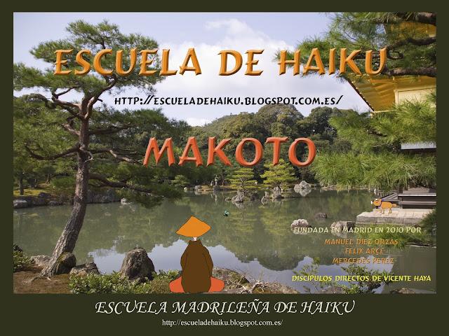 escuela de haiku Makoto