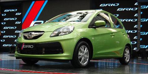 Honda Brio Semarang