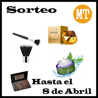 Sorteo Maquillaje Total y Beauty Factory. Hasta el 8 de Abril. International
