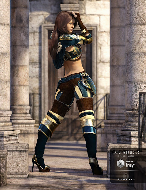 Solaris Outfit Textures