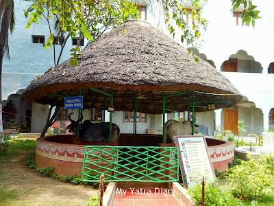 ISKCON Tirupati Temple Gaushala, Andhra Pradesh