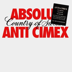 Snow Delay At The Frankfurt School Anti Cimex Absolut Country Of Sweden 1990