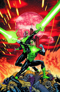 A Comic Show – Scarlet Spider Vs Green Lantern For Aaron's Heart