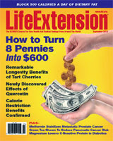 Life Extension Magazine Septiembre 2014