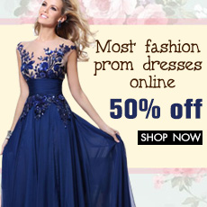 2016 Fashion Prom Dresses in MissyDress UK