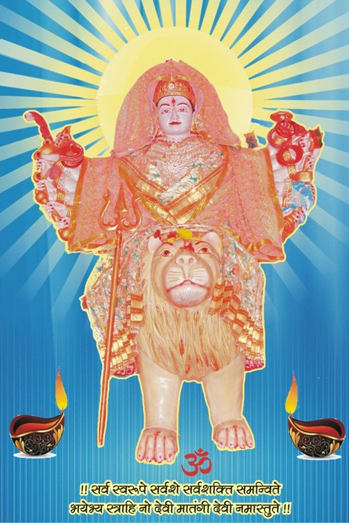 modh-brahmin-kuldevi-mata-modeshwari-temple-history