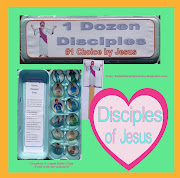 There are 2 different versions of the Disciples for you to choose from: