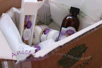 Kit cosmetico di settembre Fitocose