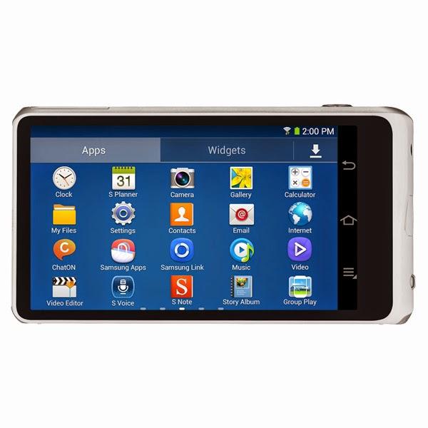 Harga Dan Spesifikasi Samsung Galaxy Camera 2 GC200 Update April 2014
