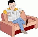 Ayah Baca Koran