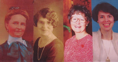 photo of: Four Generations of Women