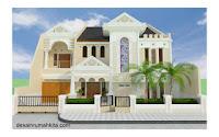 Gambar Desain Rumah Klasik keren 2013