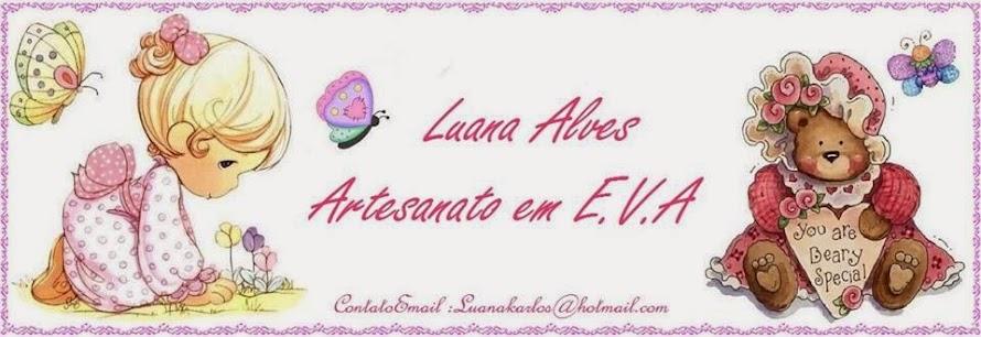Blog Luana Alves Artesanato em EVA