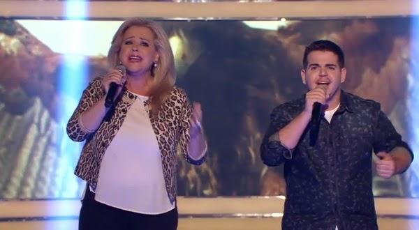 Mari y Oscar cantan Quédate Conmigo
