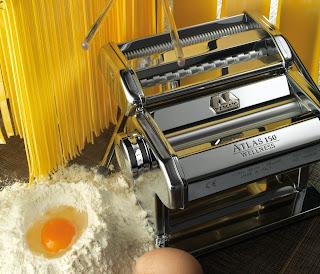 Maquina de macarrão ATLAS 150 MARCATO