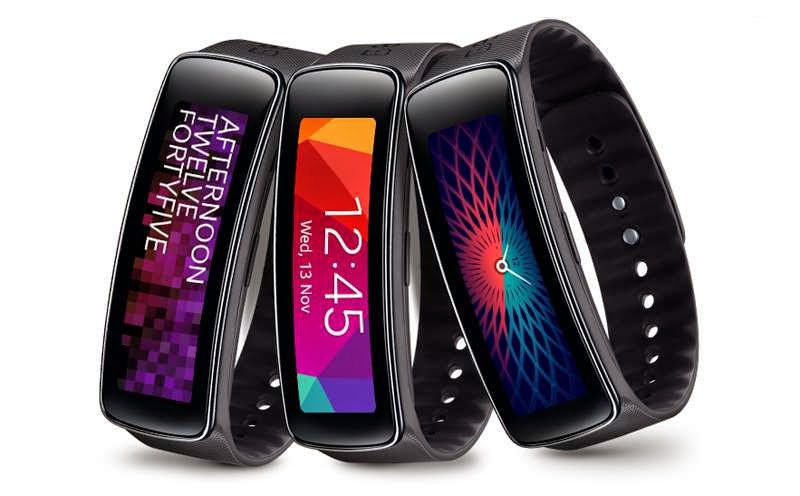 Complete Samsung Galaxy Gear Fit SmartWatch Review Powered By Real Time OS Wear