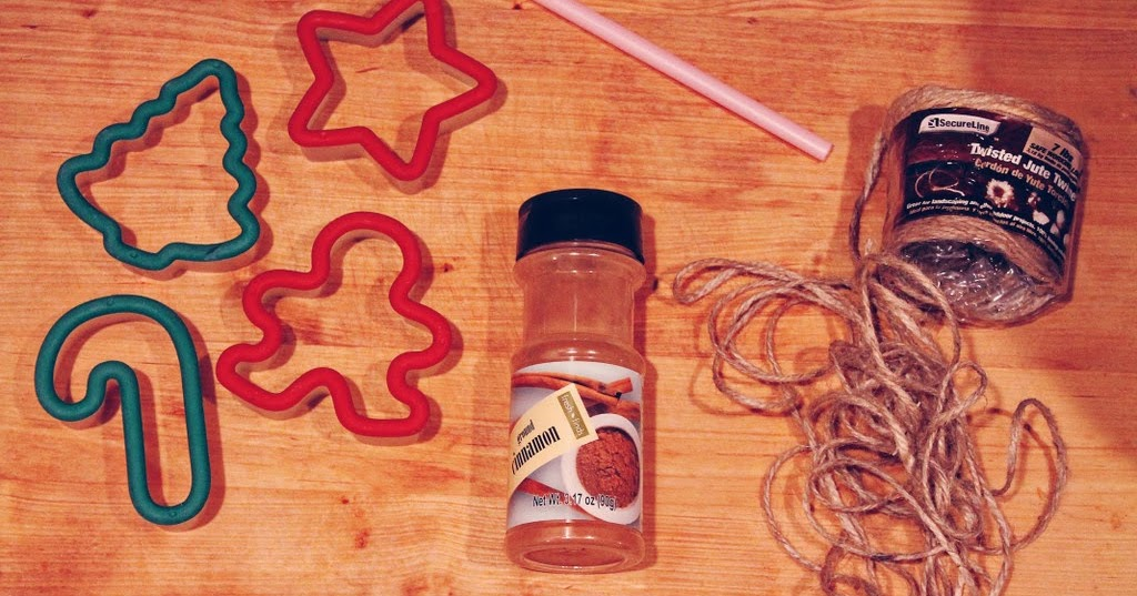 Confessions Of A New Old Home Owner Cinnamon Cookie Ornaments
