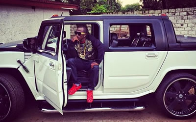 BBafrica Hotshots Macky2 Buys New Car Zambia