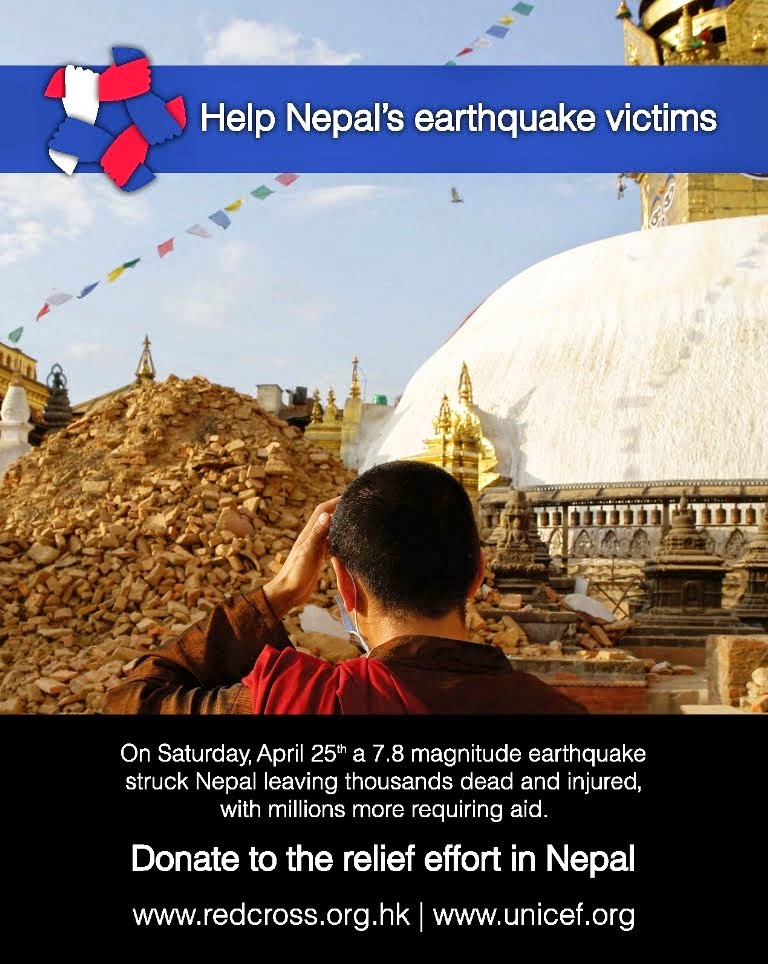 HELP OUR NEPALESE FRIENDS