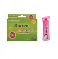 Buy Kinven Mosquito Repellent Patch + SunSilk Pink Shampoo at Rs. 155 : Buytoearn