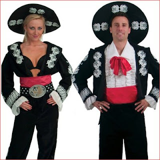 cinco de mayo costume the three amigos