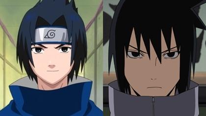 อุจิวะ ซาสึเกะ (Uchiha Sasuke) @ Naruto