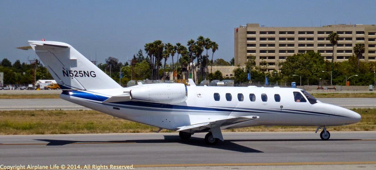 Aces Billings Mt >> Airplane Life: N525NG Cessna Citation CJ2