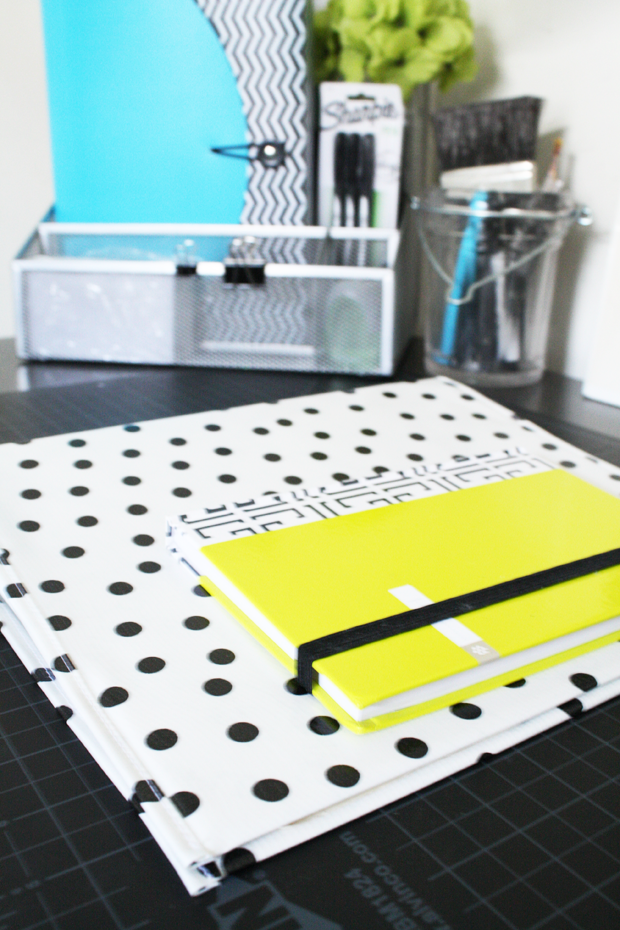 Workspace Essentials: Planner and Binder