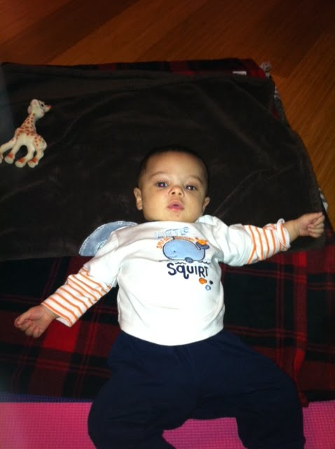 Mommy & Me Yoga is a great way to bond with the baby while getting back into ...