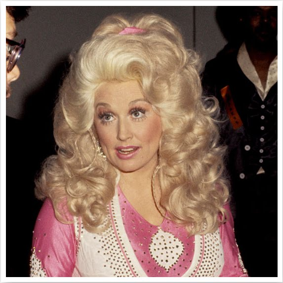 Drivel and whatnot makeup monday dolly parton