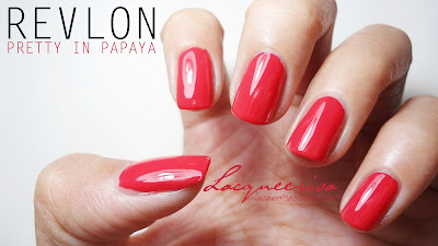 Revlon - Pretty In Papaya
